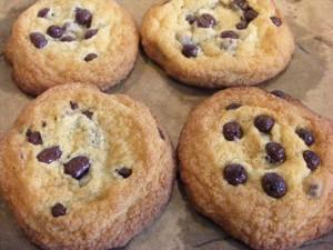 Aronia Schoko-Cookies