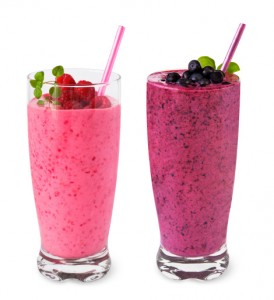 Aronia Buttermilch Shake